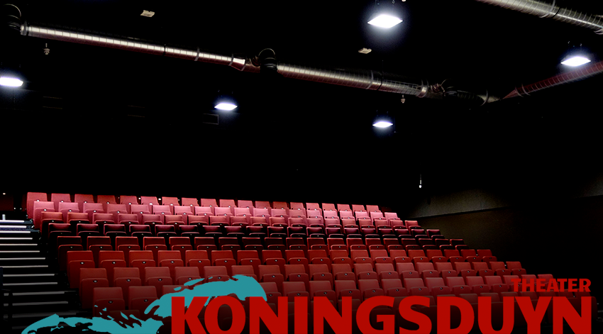 Afbeelding van de Theater Koningsduijn – Geesterhage event area